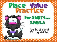 This cute Halloween-themed product includes a variety of different activities t practice, and play games for the second grade common core sta...