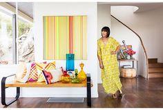 Designer Spotlight: Trina Turk's Home in Palm Springs. | Trina Turk | Palm Springs  | Decor |