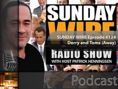 Sunday Wire Episode 124 -Derry and Toms (Away) - Helpful Tidbits