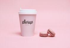 "«Sergey Parfenov - Surup Cafe» in the stream ""Identity"" - a post on the site Losko Magazine"
