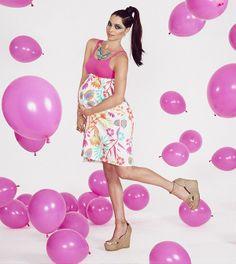 Snugjugs, quién dice que la ropa de embarazada tiene que ser aburrida? http://www.minimoda.es