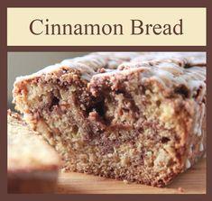 How To Make Bread, How To Make Cake, Quick Bread, Cinnamon Sugar Bread, Cinnamon Swirls, Tres Leches Recipe, Custard Cake, Winter Desserts, Artisan Bread