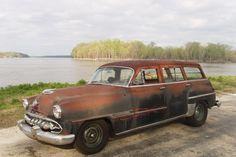 1954 Desoto Firedome Estate Wagon