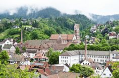 """The monastery of Alpirsbach, which lies embedded between the green hills and woodlands of the Black Forest, was the brainchild of Johann Gottfried Glauner, who decided in the year 1877 to put the local, closed-down brewery back on its feet. He sent his son, Karl Albert, to Weihenstephan in Upper Bavaria to learn the skills of beer brewing. Karl returned in 1880 as a master of his trade and determined to brew """"the best beer far and wide""""."""
