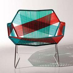 Tropicalia Chairs by Patricia Urquiola