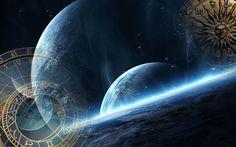 Скачать обои фантастика, арт, космос, планета, раздел фантастика в разрешении 1680x1050