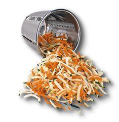 Saladmaster® Cutting Cone No. 2 - Stringer | Saladmaster Recipes