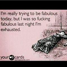 oh so fabulous
