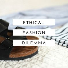 Does the ethical fashion movement leave you overwhelmed? Here are 4 baby steps you can take to make it easier.