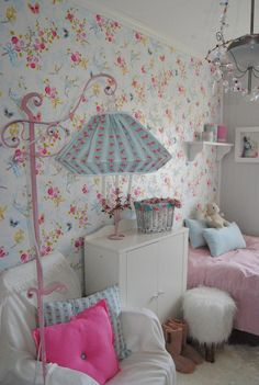 mommo design - BRIGHT AND GIRLY (part2)