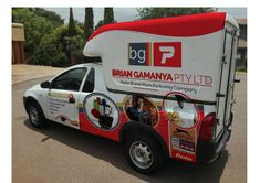 for all our products we also offer free service delivery.... south africa