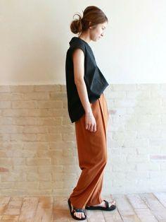 haru(Spick & Span 本社)|FRAMeWORKのシャツ/ブラウスを使ったコーディネート - WEAR