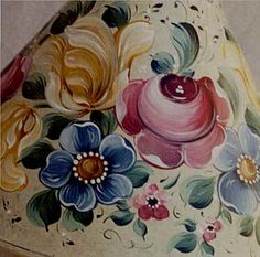 tole painting patterns | ... Tole / FREE Pattern - Bauernmalerei , Decorative Painting Pattern
