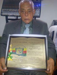 Gobernador lamenta fallecimiento del dirigente Gilberto Cano Bolívar