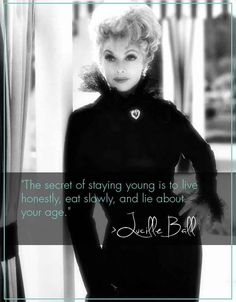 I love Lucy quote <3