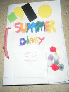 Serenity You: Summer Diary: I wonder if I could convince the kids at summer camp that this is fun....