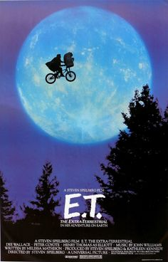 E.T.: The Extra-Terrestrial (1982) | 25 Movies From The '80s That Every Kid Should See films we love www.ark.co.uk