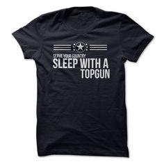(Tshirt Popular) Sleep With A Topgun Tee [Teeshirt 2016] Hoodies Tee Shirts