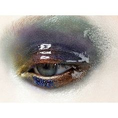 BROW INSPIRATION : COLORED BROW 9