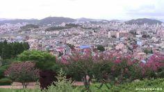 Mokpo, South Korea - A walk through town