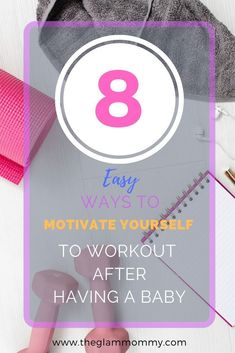 Find the motivation to workout after having a baby. The benefits are well worth . - Healthy and Fit Moms - Pregnancy Workout Postpartum Fashion, Postpartum Belly, Postpartum Recovery, Postpartum Care, Mom Workout, Pregnancy Workout, Body After Baby, Breastfeeding Help, Prenatal Yoga