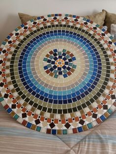 Mecca Kaaba, Mosaic Ideas, Mosaic Art, Beach Mat, Decoupage, Outdoor Blanket, Arts And Crafts, Craft Ideas, Mosaic Artwork