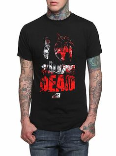 The Walking Dead I (Heart) T-Shirt | Hot Topic