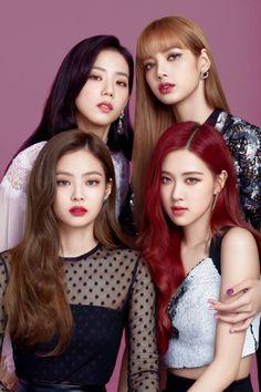 Your source of news on YG's current biggest girl group, BLACKPINK! Kpop Girl Groups, Korean Girl Groups, Kpop Girls, Blackpink Jisoo, K Pop, Blackpink Youtube, Black Pink Kpop, Black Pink Rose, Blackpink Photos