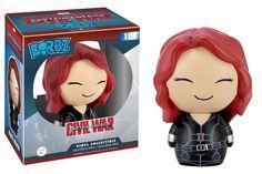 Dorbz: Captain America 3 - Black Widow