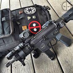 9mm AR SBR