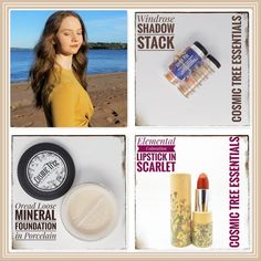 Mineral Cosmetics, Cosmic, Minerals, Essentials, Coloring, Wind Rose, Crystals Minerals