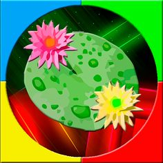 Destroy all the flowers of the water lilies. Google Play, Water Lilies, Lily, Games, Outdoor Decor, Flowers, Home Decor, Android Apps, Decoration Home