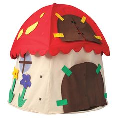 You should see this Mushroom Play Tent on Daily Sales!