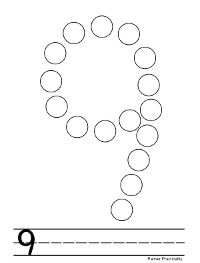 Palmer Practicality: Do a Dot Printables- Numbers Numbers Preschool, Math Numbers, Letter D Crafts, Number Crafts, Daycare Lesson Plans, Preschool Learning Activities, Preschool Ideas, French Worksheets, Do A Dot