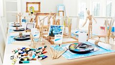 Art Theme Party