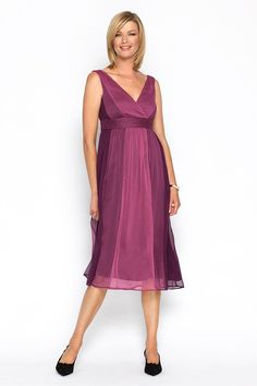 Evening Cocktail Dress - Dresses - Capture Panelled Dress - EziBuy Australia