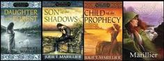 Sevenwaters series by Juliet Marillier