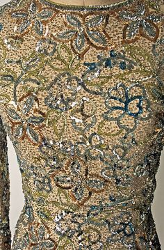 Norman Norell | Evening dress | American | The Met