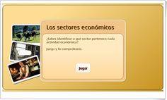 Los sectores económicos (S.M. Librosvivos). Con este juego podrás practicar los contenidos trabajados.