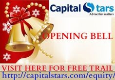 CS OPENING BELL: 13 September 2016: NIFTY SPOT UP 17@8732 SENSEX UP49@28397 BANK NIFTY FUTURES UP 45@ 19940 Quick Trial-http://www.capitalstars.com/free-trial Register Now...!!!