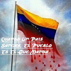 S.O.S Venezuela by angelDog12 on DeviantArt