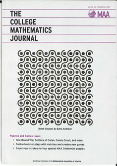 The College Mathematics Journal, Vol 46, nº4, Septiembre 2015