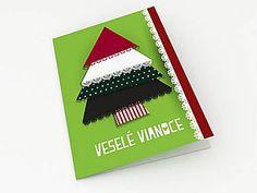 Papiernictvo - Vianočný pozdrav - 6149631_