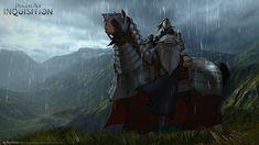 ArtStation - Д.А.: Я - Боевой конь, Мэтт Родос
