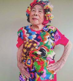 日本93歲婆婆Emiko hokk fabrica香港線上雜誌