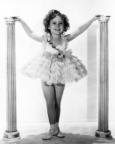 Shirley Temple, Portrait for Baby Take A Bow, 1934. most seen pic... this was a wonderful movie