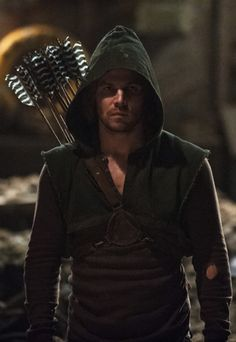Arrow - The Promise - Oliver Queen