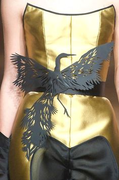 "patternprints journal: PRECIOUS DETAILS, PATTERNS AND SURFACES INTO ""COUTURE"" FASHION COLLECTIONS F/W 2013/14 / 2"