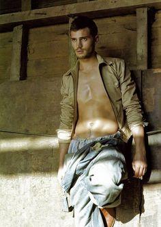 Hot Jamie Dornan Pictures | POPSUGAR Celebrity