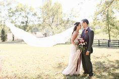 Veil Flip - Long Veil - Fall Wedding - Mid Day Sun - Shoot in the Shade  Larissa & Casey — Daring Tales of Darling Bones